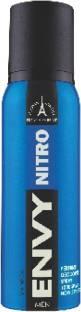 Envy Nitro Deodorant Spray For Men 120 ml
