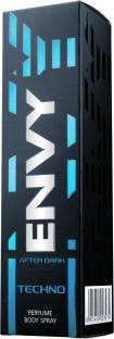 Envy Techno Body Spray for Men - 130 ml
