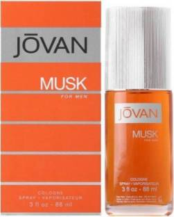 Jovan Musk Perfume Body Spray For Men- 88 ml