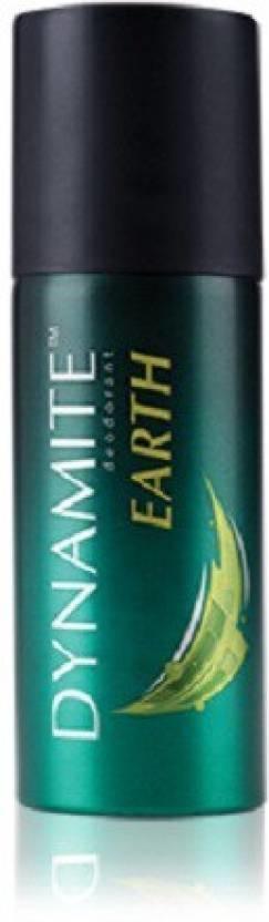 Amway Dynamite Earth Deodorant, 150 ml