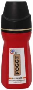 Fogg Elegance Deodorant Roll For Women, 50 ML