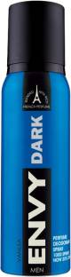 Envy 1000 Dark Deodorant Spray For Men 120 ml