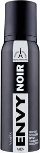 Envy 1000 Noir Deodorant Spray For Men- 120 ml