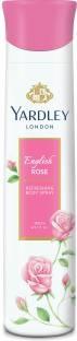 Yardley London English Rose Women Body Spray 150 ml