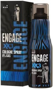 Engage XX3 Cologne Spray for Men 135 ml