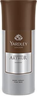 Yardley Landon Arthur Body Spray For Men 150 ml