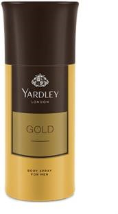 Yardley London Gold Deodorant Men Body Spray 150 ml