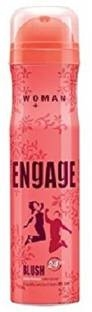 Engage Blush Deodorant Spray For Women, 150 ML