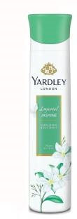 Yardley London Imperial Jasmine Women Body Spray 150 ml