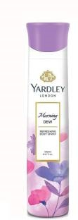 Yardley London Refreshing Morning Dew Women Body Spray 150 ml