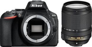 Nikon D5600 DSLR With AF-S DX Nikkor 18 - 140mm F/3.5-5.6G ED VR Lens