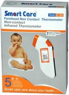 Smart Care SC-189 Forehead Digital Thermometer