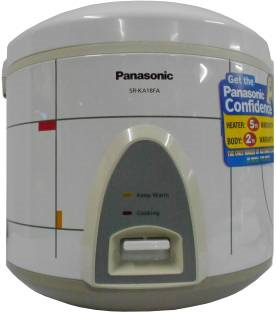 Panasonic SR KA 18 FA Electric Cooker