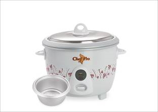 Chef Pro CPR 910 1.9 Litre Electric Rice Cooker