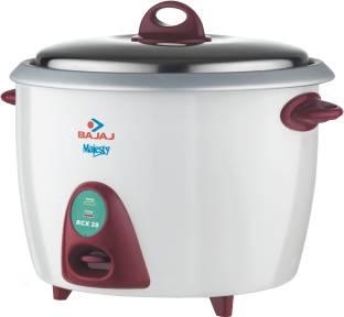 Bajaj Majesty RCX28 Rice Cooker