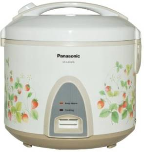 Panasonic SRKA18A/R Automatic Rice Cooker, 1.8 L