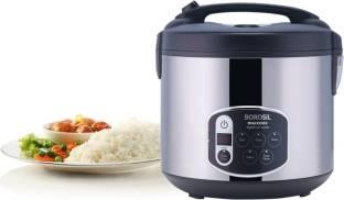Borosil Digikook 1.8 Litre Electric Rice Cooker