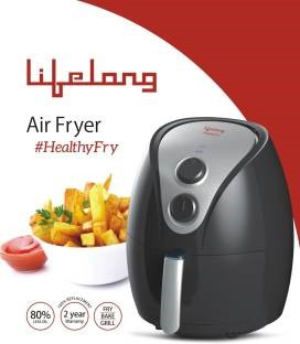 Lifelong HealthyFry 2.6 Litres Air Fryer