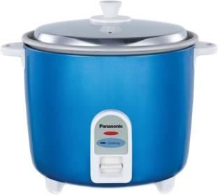 Panasonic SR WA 18H (MHS) Food Steamer Rice Cooker, 4.4 L (Blue)
