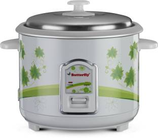 Butterfly JADE 1.8 Electric Rice Cooker, 1.8 L