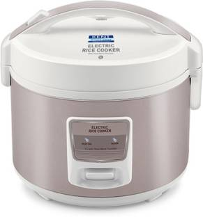 Kent 16013 Electric Rice Cooker, 3 L
