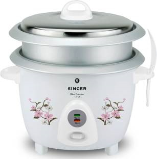 Singer Rice Cuisine 1.8 OL 1.8L Electric Rice Cooker