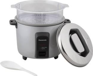 Panasonic SR-Y18FHSPMS 4.4 L Electric Rice Cooker