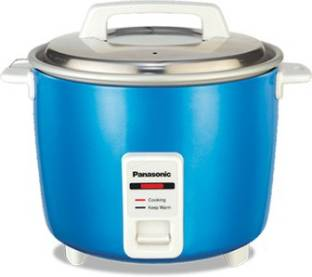 Panasonic SRWA18H 1.8 L Automatic Rice Cooker, Blue