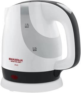 Maharaja Whiteline VIVA EK-105 1 L Electric Kettle