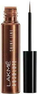 Lakme Absolute Shine Line Eye Liner Shimmery Bronze