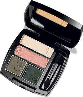 Avon True Color Eyeshadow Quad, Vibrant Spice