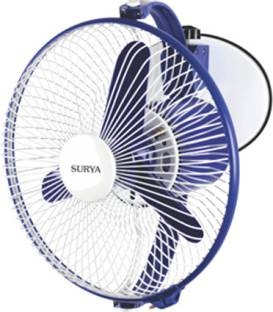 Surya Windy 3 Blade (225mm) Wall Fan