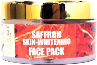 Vaadi Herbals Saffron Skin-Whitening Face Pack 70 gm