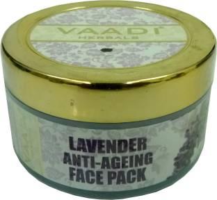 Vaadi Herbals Lavender Anti-ageing Face Pack, 70 GM