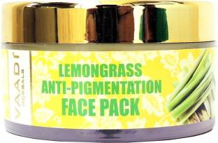 Vaadi Herbals Lemongrass Anti-Pigmentation Face Pack 70gm