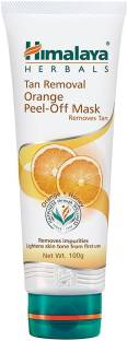 Himalaya Tan Removal Orange Peel Off Mask (100gm)