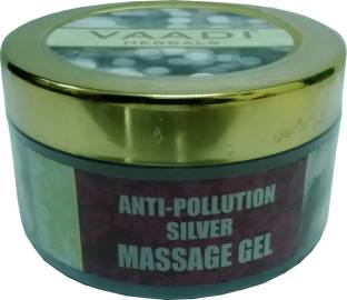 Vaadi Herbals Anti-Pollution Silver Massage Gel (50gm)rams