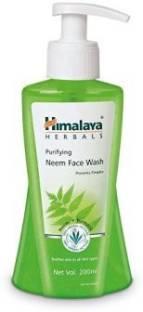 Himalaya Purifying Neem Face Wash (200ml)