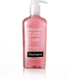 Neutrogena Visibly Clear Pink Grapefruit Face Wash 200ml