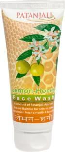 Patanjali Lemon Honey Face Wash 60 GM
