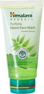 Himalaya Herbals Purifying Neem Face Wash (150ml)