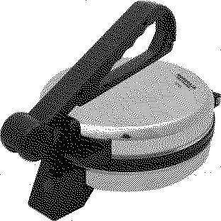 Maharaja Whiteline UNO RM-100 Roti Maker