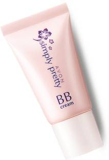 Avon Simply Pretty Bb Cream Foundation For Women Light, 18 Gm