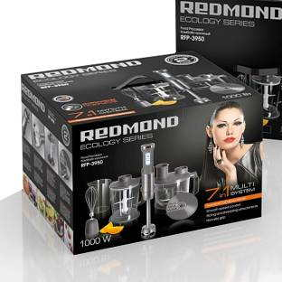 Redmond RFP-3950 1000W Food Processor