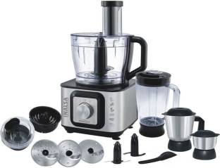 Inalsa Inox 1000 W Food Processor