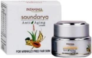 Patanjali Saundraya Anti Aging Cream 50 GM