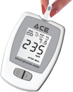 ACE PP01 Glucometer (50 Test Strips)