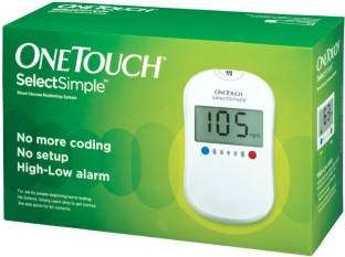 Johnson and Johnson One Touch Select Simple Glucometer