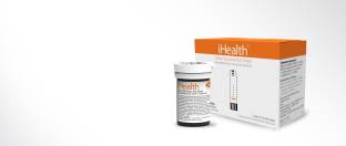 iHealth 50 Testing Strips (Strips Only)