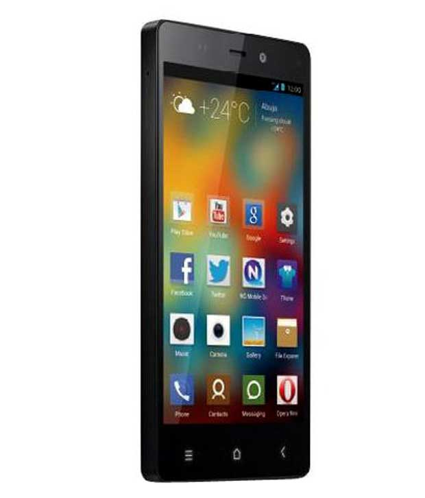 Gionee Elife E6 32GB Black Mobile